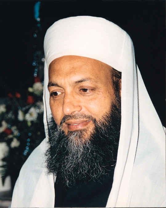 Pir-e-Tariqat <b>Hazrat Allama</b> Maulana Muhammad Abdul Wahab Siddiqi R.A. - pir-e-tarigat-hazrat